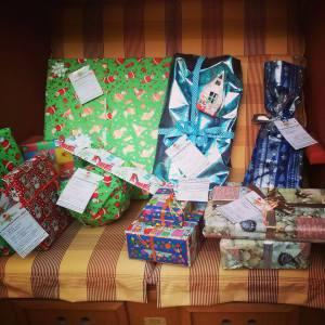 Ergotherapie Troisdorf Elfen helfen Wunschbaumaktion Weihnachten
